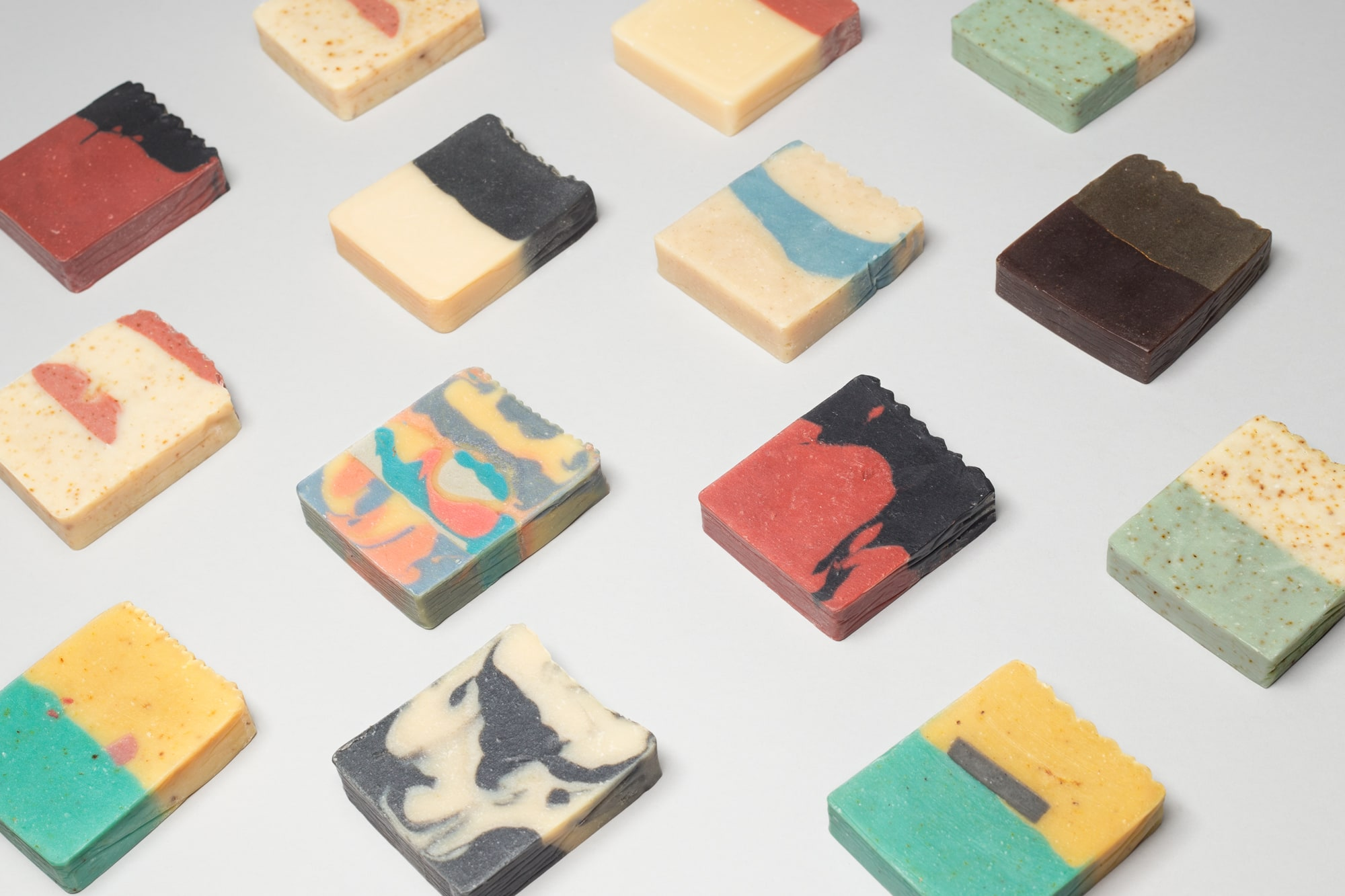 All soaps image, made in portugal