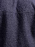 Dark denim in cotton
