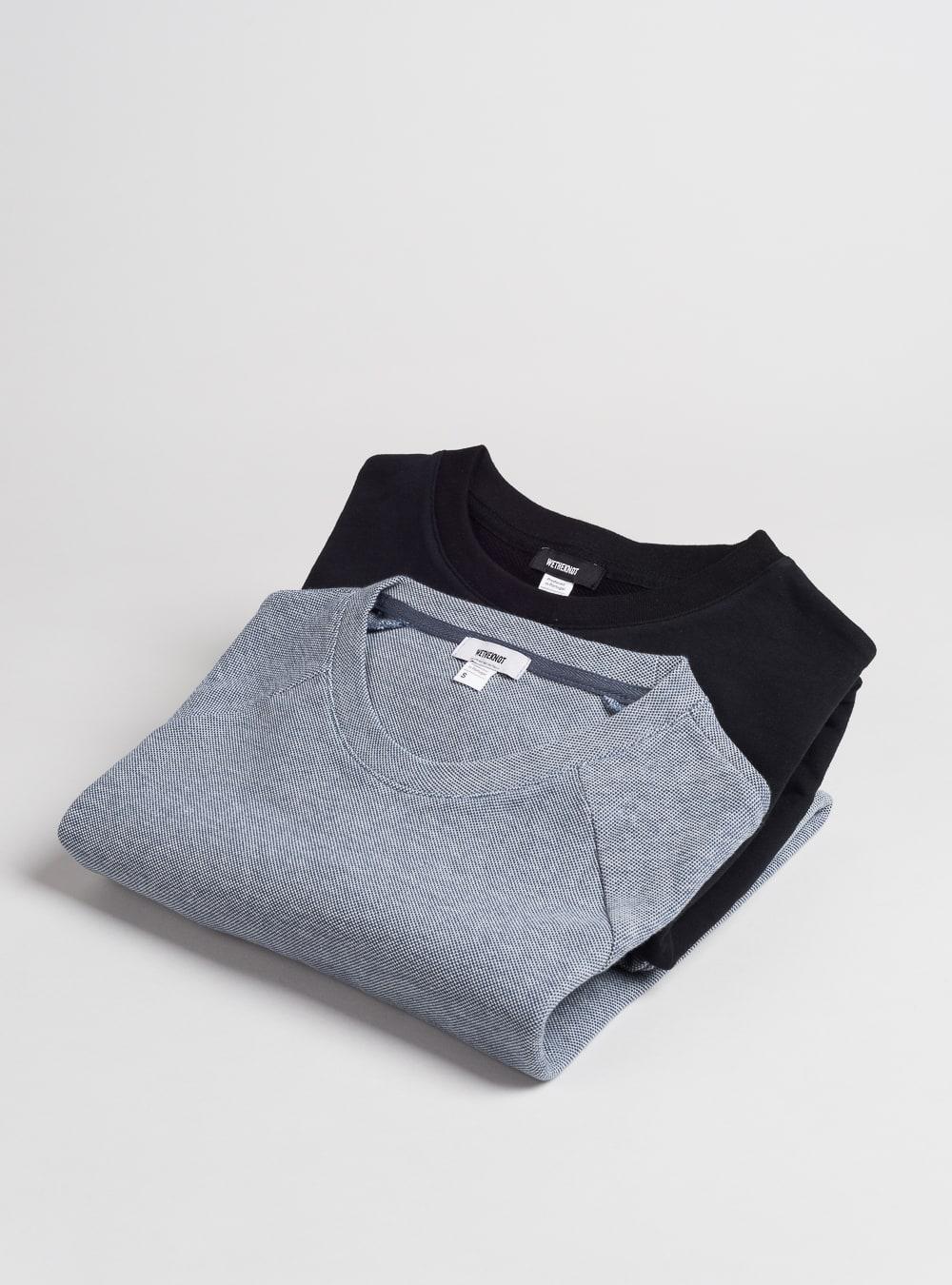 wetheknot essential kits - pack of 2 sweatshirts
