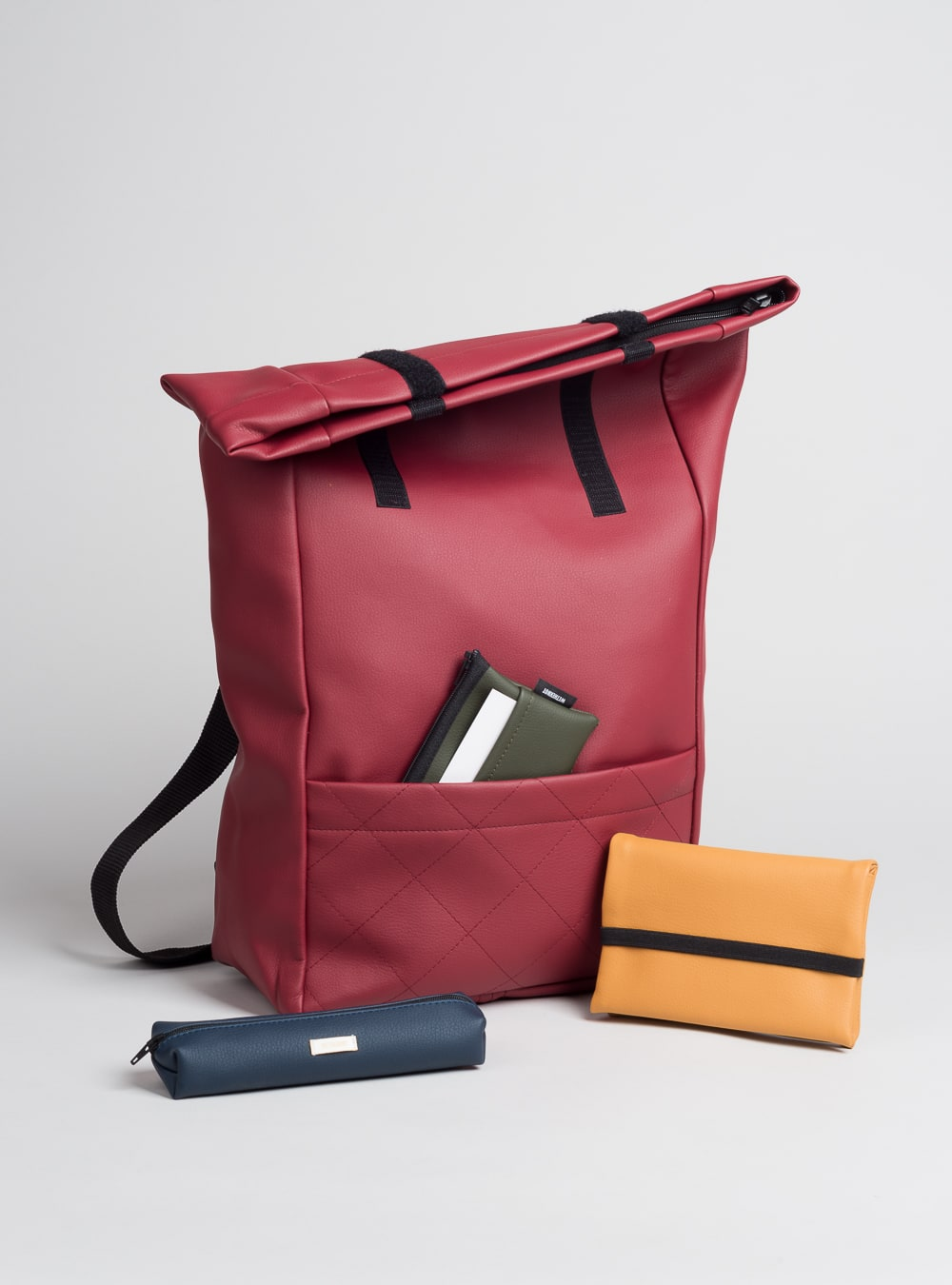wetheknot essential kits - vegan leather combo