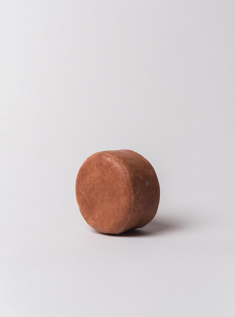 Handmade solid shampoo bar, wild fig and basil, made in Portugal